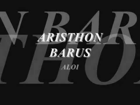 Aristhon Barus - Aloi (Official Lyric Video)