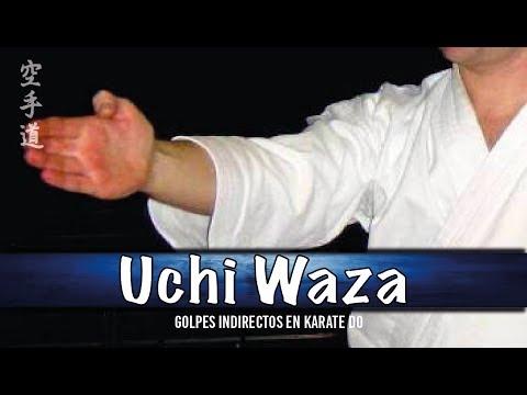 Qué Golpes De Mano Abierta Existen En Karate Do Uchi Waza Youtube