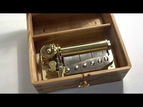 Music Box Beauty & the Beast, 50 note