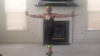 Ojos Negros- (Middle Eastern Pop) Zumba with Becky