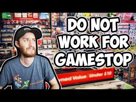 DO NOT WORK FOR GAMESTOP!!