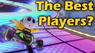 Best Mario Kart Players Ever!? - Mario Kart 8 With dannydinosaur