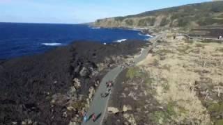 2017年2月25日(土)に三宅島で開催された三宅島GEOノルディックウォー...