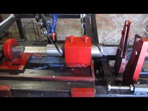 Станок для производства сетки рабица автомат .СА-2 Automatic Chain link Machine