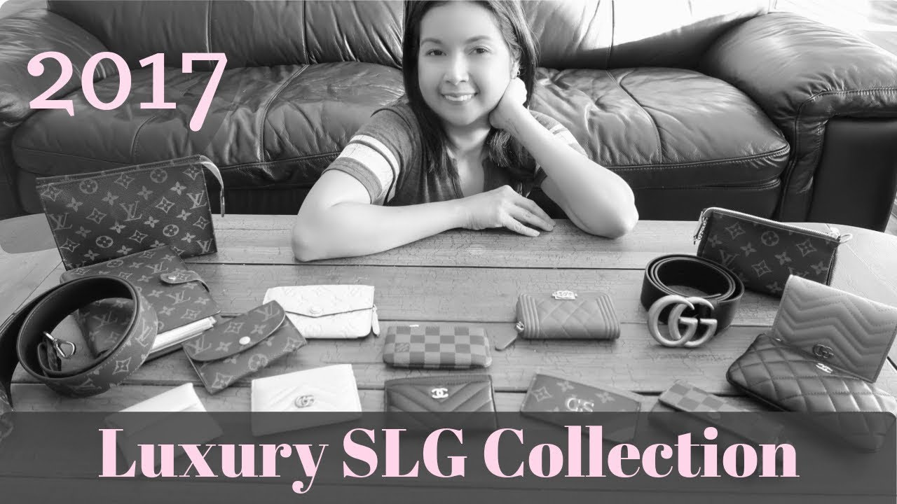 52359b5dc206 My Luxury Small Leather Goods (SLG) Collection 2017 | Hermes, LV, Chanel,  Gucci | LalaLovesLV