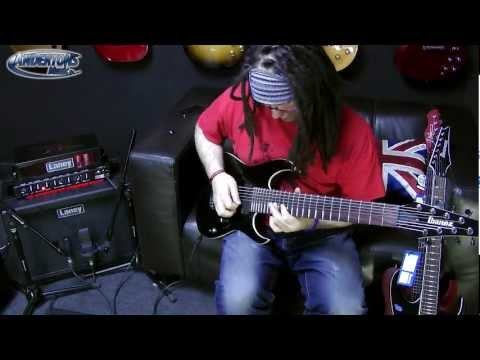 Laney Ironheart 15w Valve Head - Chappers & the Captain put it through its paces