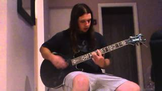 Hatebreed - The Divinity Of Purpose (Guitar Cover)