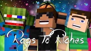 "New Year Party!! ""Rags to Riches"" Ep.6 - AviatorGaming"