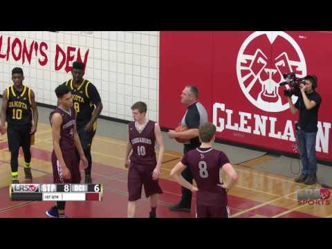St Vital Invitational 2016   St  Pauls vs Dakota