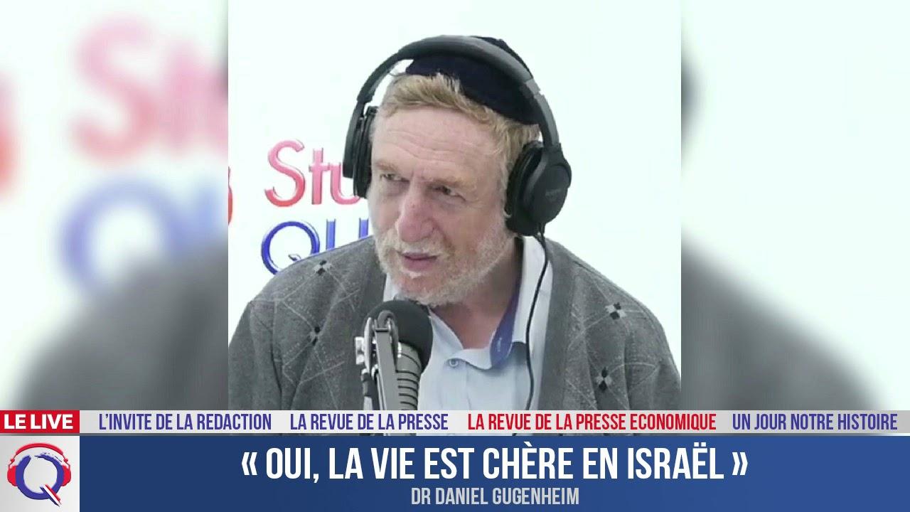 « Oui, la vie est chère en Israël »