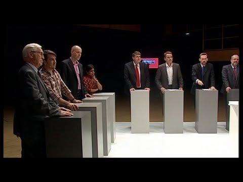 WHY POVERTY? DR Debatten - 14 November