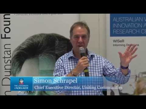 Professor Peter Whiteford: The Age of Disentitlement - Panel Discussion