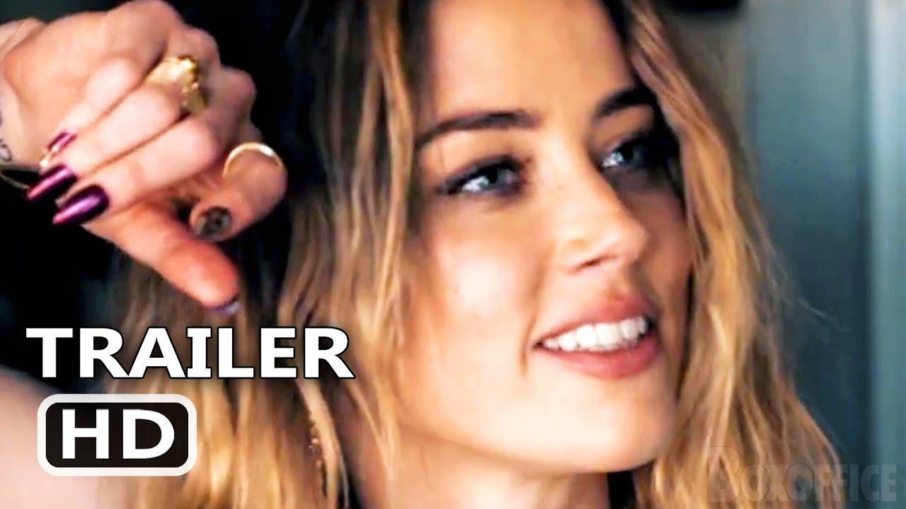 GULLY Official Trailer (2021) Amber Heard