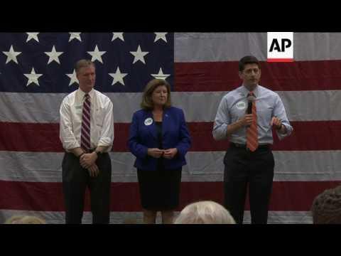 Speaker Helps GOP Candidate In Georgia Race