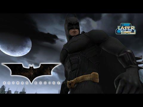 Batman Begins: The Video Game - Trailer Intro