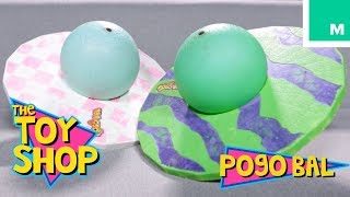 We Revisited Our Childhood With the Classic 'Pogo Bal' - The Toy Shop