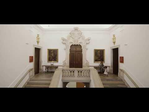 Lisbon National ancient art museum