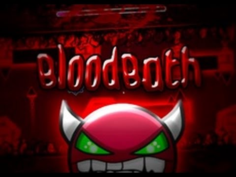 Geometry Dash | Bloodbath Verification | On Stream | Published By: Riot |