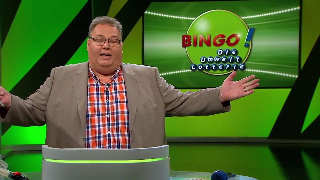 Bingo Umweltlotterie
