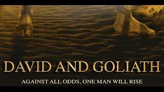 DAVID AND GOLIATH - Christian Movie Trailer - 2015