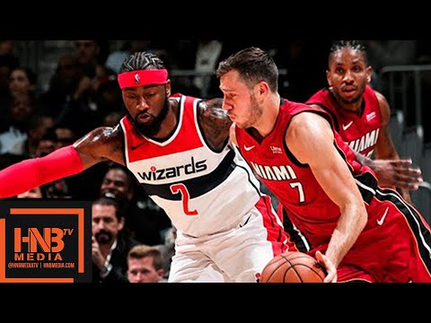 Miami Heat vs Washington Wizards Full Game Highlights | 10.18.2018, NBA Season
