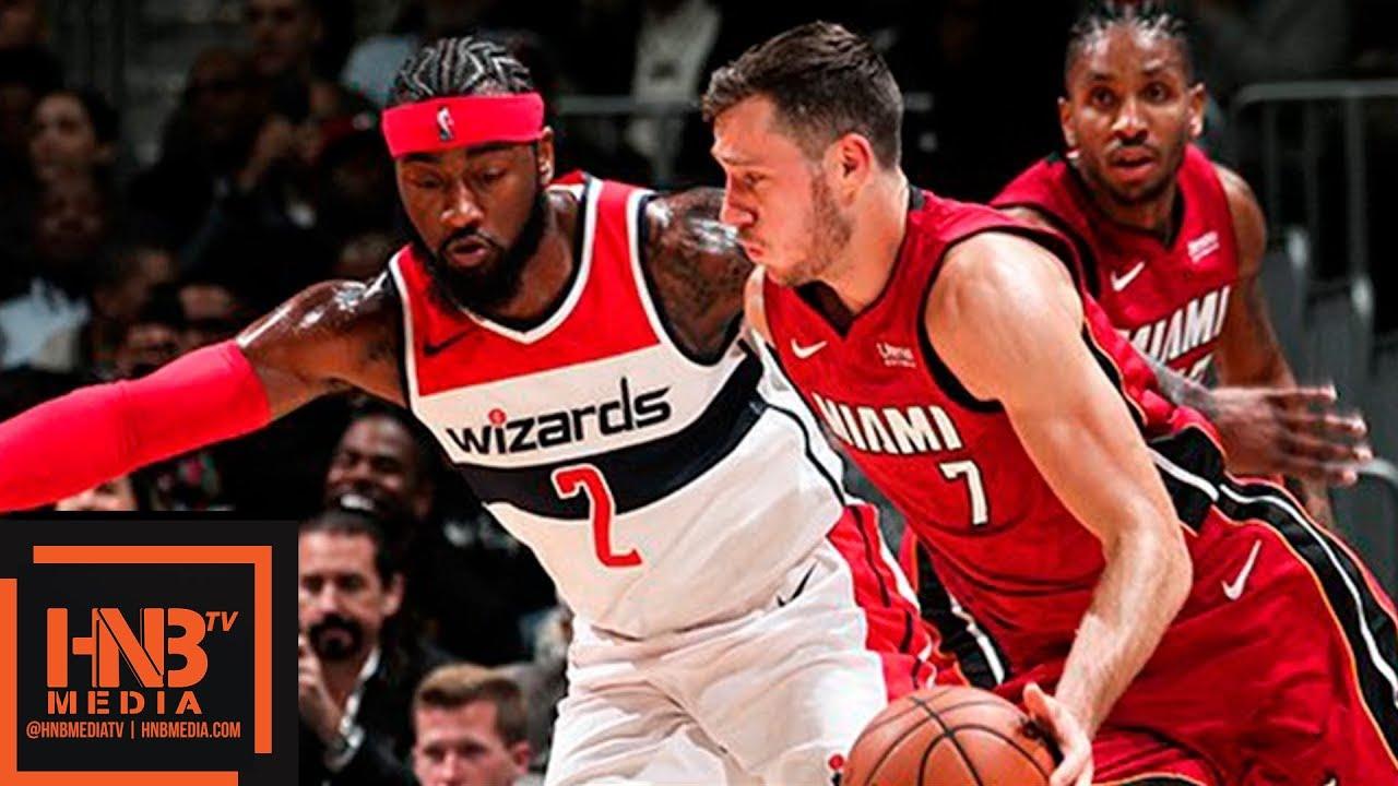 Miami Heat vs Washington Wizards Full Game Highlights | 10.18.2018, NBA Season