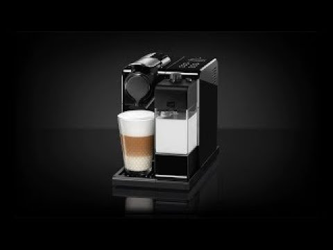 Review and unboxing Nespresso DeLonghi Lattissima Touch
