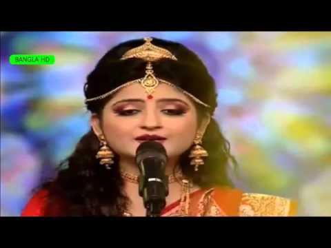 Aditi Munshi   Eso Ma Lokkhi Boso Ghare   Lokkhi Puja Special  Song   YouTube 360p