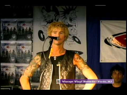 Duff McKagan's Loaded - Live at Vintage Vinyl 05/18/2009