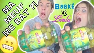 [Défi Overkill #5] Manger 2 pots d'olives + Boire leurs jus