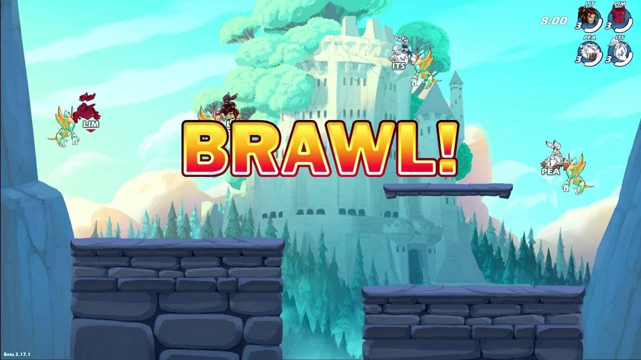 NEW AMAZING TEAM COMBO! ( Brawlhalla Replays #6 )