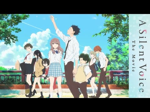 Anime feature A Silent Voice gets a UK trailer