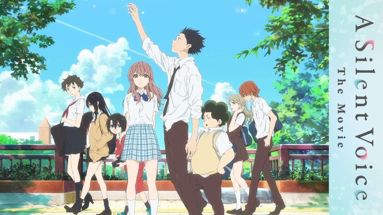 a silent voice exclusive official trailer youtube