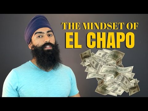 The Drug Trade Business - How El Chapo Made Billions | Minority Mindset - Jaspreet Singh
