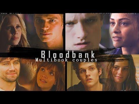 I met you at the Bloodbank... {MultiBook Couples}    BookWormsStudios