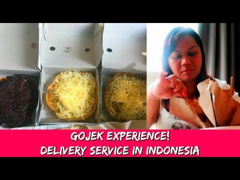 Go-Jek Indonesia Delivery Service (Go-Food, Go-Shop) | Trave