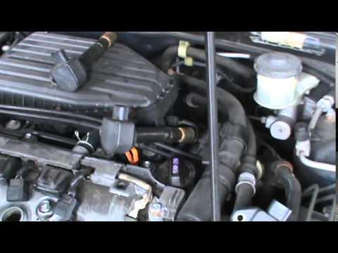 2003 Honda Civic EX  tune-up  part 1