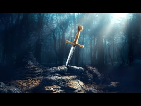 Harness the Power of Excalibur - Manifesting Luck, Abundance and Power - 777hz Frequency