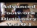 Bboy Tutorial | Advanced Footwork Dictionary Vol.01 video