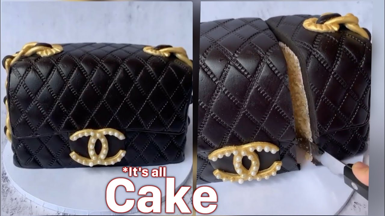 It's All Cake Chanel Bag #Shorts