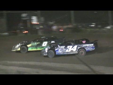 Street Stock Feature | Genesee Speedway | 9-3-16
