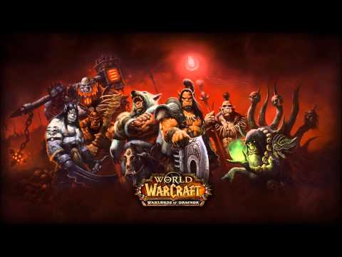 Warlords of Draenor Music - Wolf at the Gates