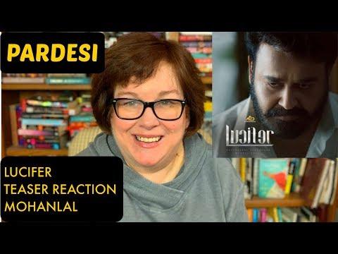 Lucifer Teaser Reaction | Mohanlal | Prithviraj
