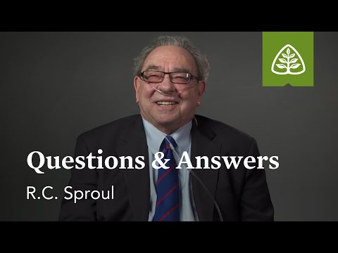 R.C. Sproul: Questions & Answers