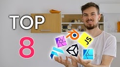 Top 8 Tech & Software To Learn In 2019