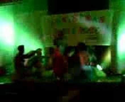 tca xmas party 2007