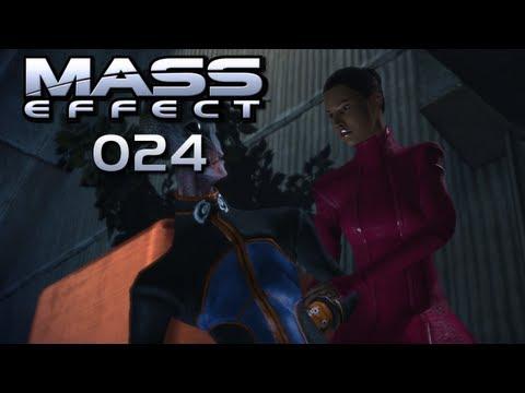 Let's Play MASS EFFECT #024 [HD] - Sie haben das Recht zu schweigen !