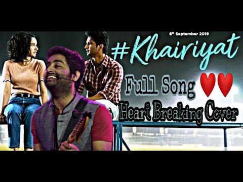 khairiyat-video-|-chhichhore-|-nitesh-tiwari-|-arijit-singh-|-cover-|-pritam-|-amitabh