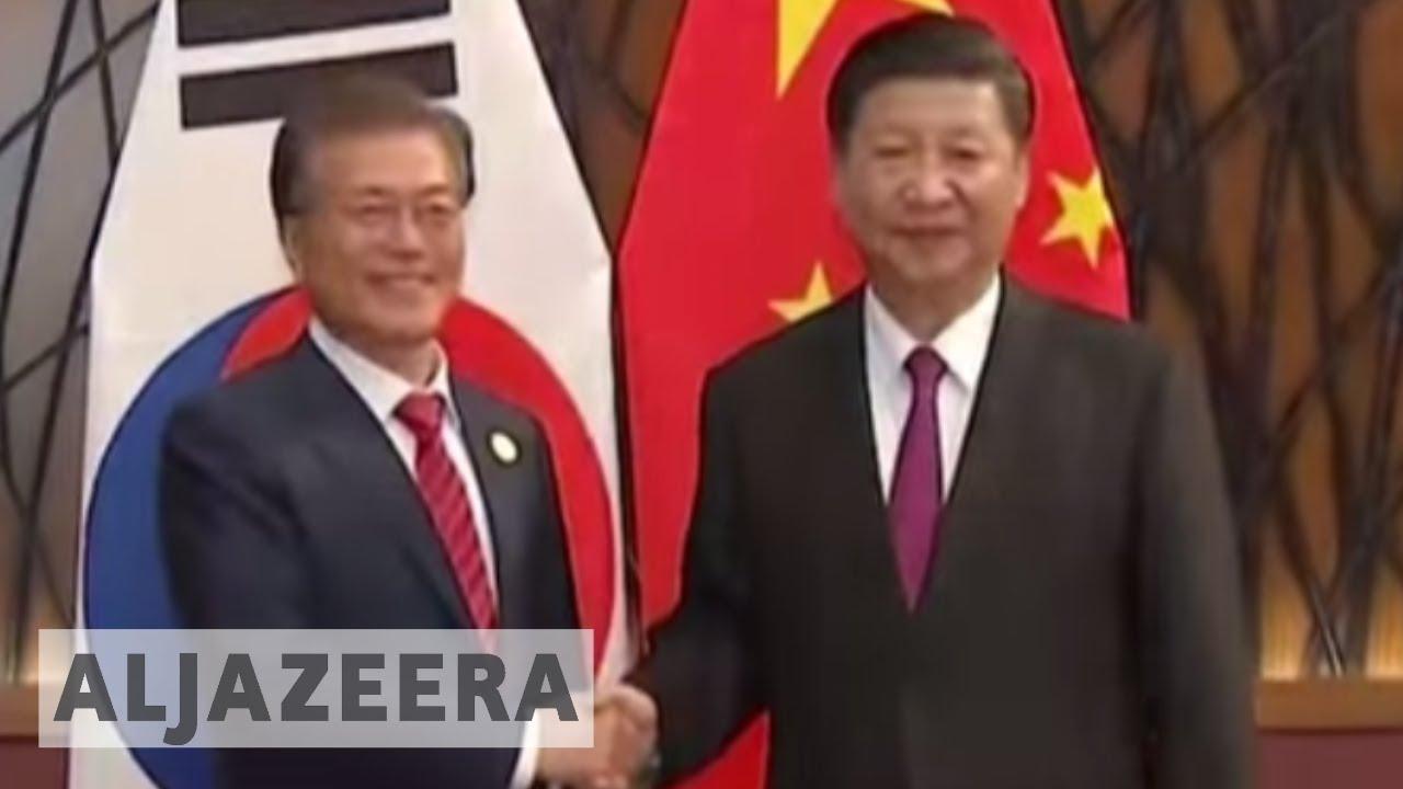 N Korea threat high on agenda of S Korea-China talks