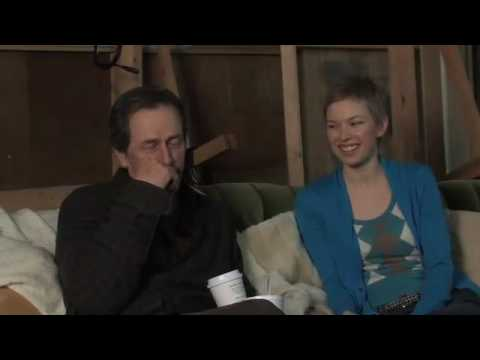 Actor Stephen McHattie discusses his role in the film, Happy PIlls